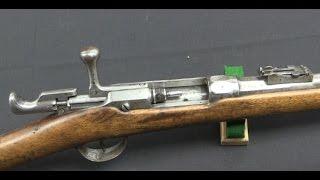 getlinkyoutube.com-Chassepot Needle Rifle at RIA