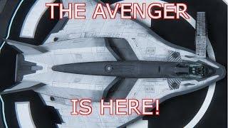 getlinkyoutube.com-Star Citizen Avenger Detailed Review & Dogfight Tactics - 1.0 Update