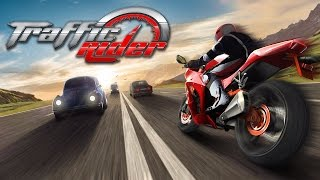 getlinkyoutube.com-Driving the Fastest Motorbike in Traffic Rider Gameplay iOS / Android HD