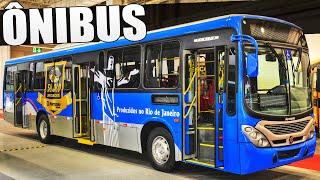getlinkyoutube.com-Ônibus Urbano - Euro Truck Simulador 2