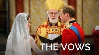 getlinkyoutube.com-The Royal Wedding Vows