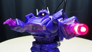 getlinkyoutube.com-FansToys QUAKEWAVE (Masterpiece Shockwave): EmGo's Transformers Reviews N' Stuff