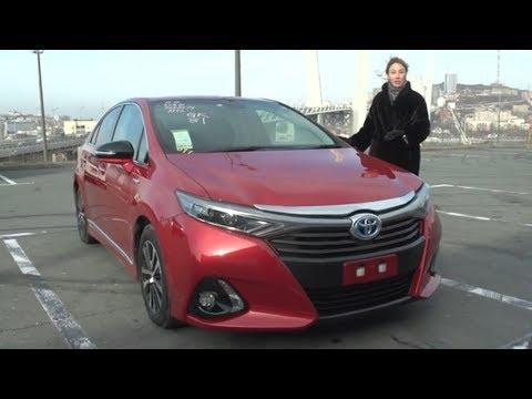 Toyota SAI. Меняем японский язык в мультимедиа перед выдачей покупателю.