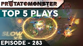League of Legends Top 5 Plays Week 283