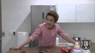 EXO MV.Christmas Day