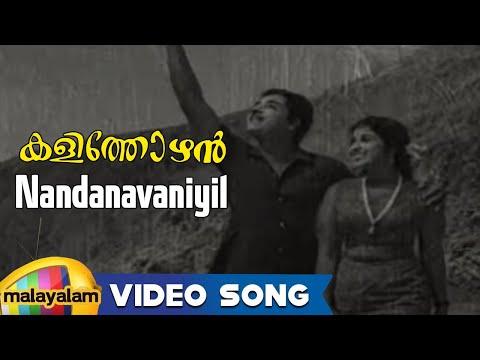 Kalithozhan Movie Songs - Nandanavaniyil Song - Prem Nazir, Sheela