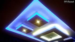 Proses Pemasangan Lampu Plafon LED Strip
