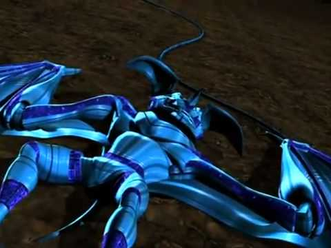 Beast Machines 1x11 - Techno-Organic War Pt 1 - The Key HQ