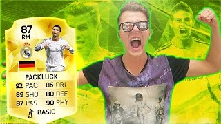 getlinkyoutube.com-FIFA 16 : PACK OPENING - PACK LUCK OH MEIN GOTT!!!