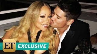 EXCLUSIVE: Backstage with Mariah Carey and Boyfriend Bryan Tanaka at the Hollywood Bowl