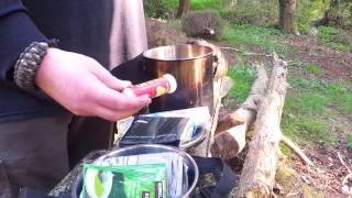 getlinkyoutube.com-Zebra Billy Pot camp cookware and contents