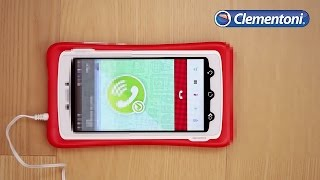 getlinkyoutube.com-Clempad Call Clementoni: tablet che chiama e invia messaggi