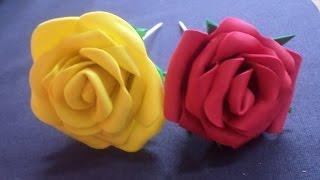 Rosa de EVA Rápida