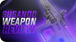 getlinkyoutube.com-SUSANOO LEGENDARY WARLOCK FUSION RIFLE - Legendary Fusion Rifle Review - Destiny Gameplay