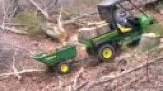 getlinkyoutube.com-2007 John Deere XUV850D Review