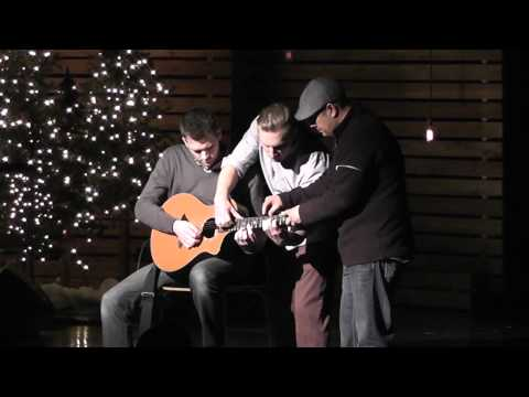 O Come Emmanuel, 4 Guys 1 Guitar, Life Fellowship Allen, Texas
