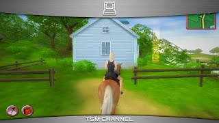 Barbie Horse Adventures : Riding Camp (part 5) (Horse Game)