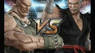 Tekken 5 - Jack-5