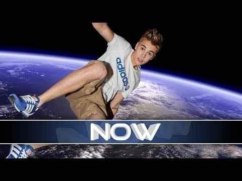 JUSTIN BIEBER IN SPACE & NORTH KOREAN WEATHER  - NOW