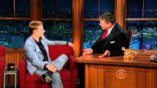 getlinkyoutube.com-Ben McKenzie on the Craig Ferguson Show - 5/28/2012