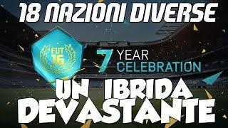 getlinkyoutube.com-UN IBRIDA DEVASTANTE • SQUAD BUILDER FUT BIRTHDAY CUP FIFA 16 ITA