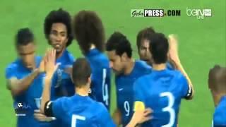 Brasil vs Africa do Sul (5 0) - Neymar Hattrick