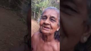 Elder Mother Donation To Flood