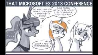 getlinkyoutube.com-Gamer Luna: E3 2013 Reactions