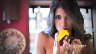 getlinkyoutube.com-Ensaio sensual com Nathalia Costa [Making of] - Sueli Estrela