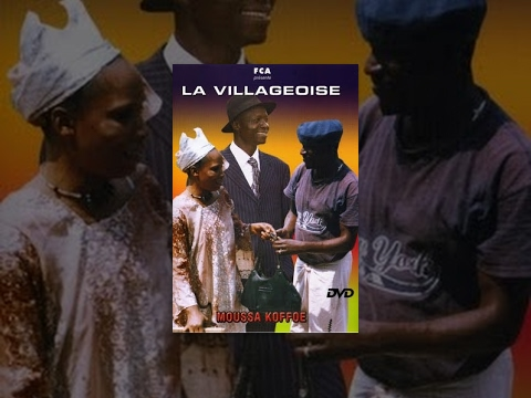 La villageoise - Film complet