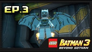 getlinkyoutube.com-Lego Batman 3 : Ep.3 รวมพล Justice League มุ่งสู่อวกาศ!!