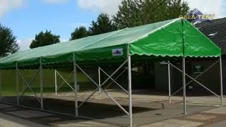getlinkyoutube.com-Military Tent & Army Tents