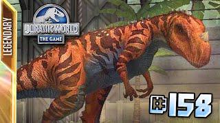 getlinkyoutube.com-Ceratosarus!! || Jurassic World - The Game - Ep 158 HD