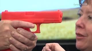 A raíz del atentado en Florida, Frontier Justice ofrece curso de manejo de armas para maestros.