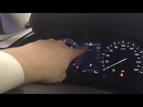Сброс датчиков давления шин на Lexus Rx