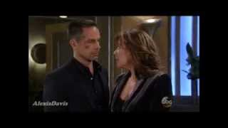 General Hospital 2/4/14 Julian and Alexis