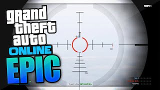 getlinkyoutube.com-LONGEST SNIPER SHOT EVER!? (GTA 5 Epic Clips / GTA 5 Funny Moments)