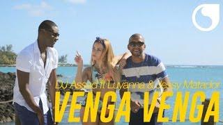 getlinkyoutube.com-Dj Assad Ft. Luyanna & Jessy Matador - Venga Venga OFFICIAL VIDEO