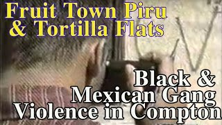 getlinkyoutube.com-Black and Mexican conflict in Compton and Los Angeles
