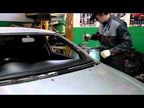 Замена лобового стекла TOYOTA Corolla RUNX NZE 121