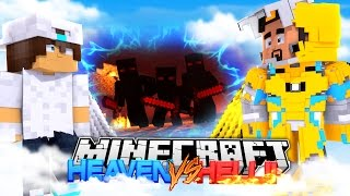 Minecraft Adventure - HEAVEN VS HELL : THE FINAL BATTLE
