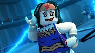 "getlinkyoutube.com-LEGO DC Comics Super Heroes: Justice League vs. Bizarro League - ""Bizarro, Don't!"""