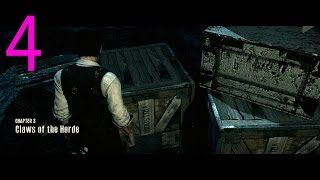 getlinkyoutube.com-The Evil Within Walkthrough Gameplay - Part 4 - Deaths of a Chainsaw - Chapter 3