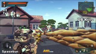 Mini Attack Urban Unity Game