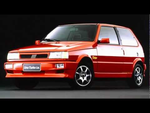 Fiat Uno History 1983-2012