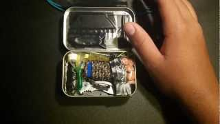 getlinkyoutube.com-Altoids Tin Survival Kit!