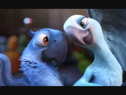 Rio - Fly Love - Jamie Foxx