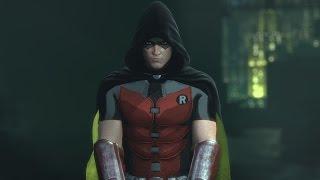 getlinkyoutube.com-SKIN; Batman; Arkham City; Arkham Origins Robin on Tim Drake
