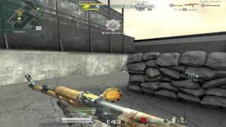 getlinkyoutube.com-A.V.A - AK-47 / Lion Gameplay (Match & Scrims)