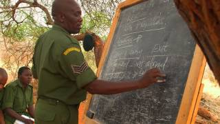 getlinkyoutube.com-Amboseli Community Rangers Training and Graduation